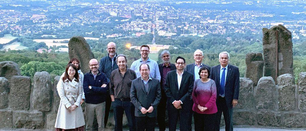 Targos Advance Team at Kassel Bergpark