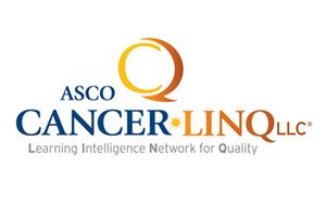 ASCO May CancerLinq logo
