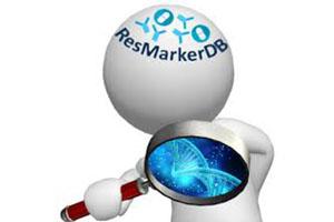 ResMarker DB logo